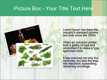 Hanging Herbs PowerPoint Template - Slide 20