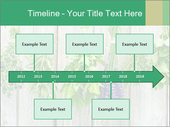 Hanging Herbs PowerPoint Template - Slide 28
