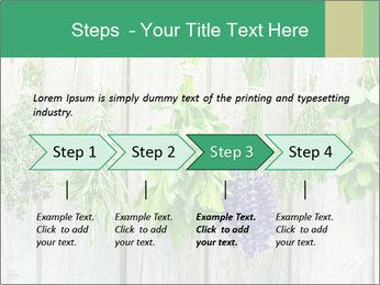 Hanging Herbs PowerPoint Template - Slide 4