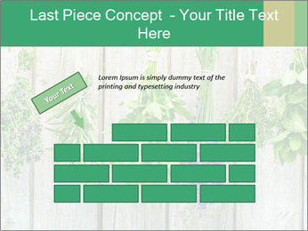 Hanging Herbs PowerPoint Template - Slide 46
