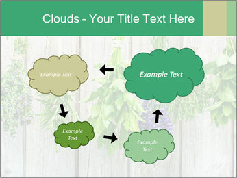 Hanging Herbs PowerPoint Template - Slide 72