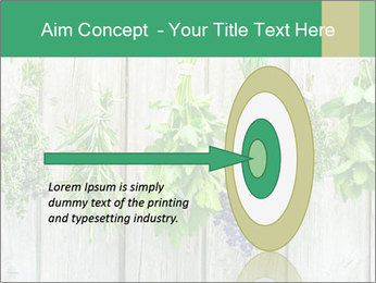 Hanging Herbs PowerPoint Template - Slide 83