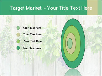 Hanging Herbs PowerPoint Template - Slide 84