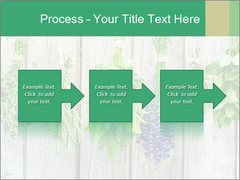 Hanging Herbs PowerPoint Template - Slide 88