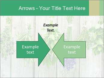 Hanging Herbs PowerPoint Template - Slide 90