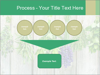 Hanging Herbs PowerPoint Template - Slide 93
