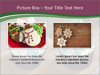Christmas Cupcake PowerPoint Template - Slide 18