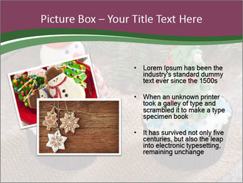 Christmas Cupcake PowerPoint Template - Slide 20