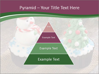 Christmas Cupcake PowerPoint Template - Slide 30