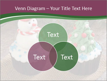 Christmas Cupcake PowerPoint Template - Slide 33