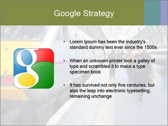Urban Railway Station PowerPoint Template - Slide 10