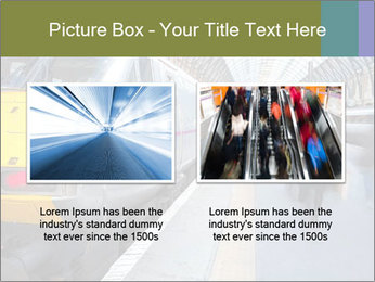 Urban Railway Station PowerPoint Template - Slide 18