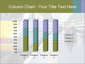 Urban Railway Station PowerPoint Template - Slide 50