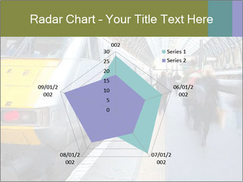 Urban Railway Station PowerPoint Template - Slide 51