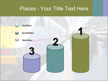 Urban Railway Station PowerPoint Template - Slide 65