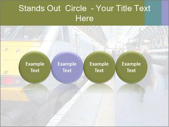 Urban Railway Station PowerPoint Templates - Slide 76