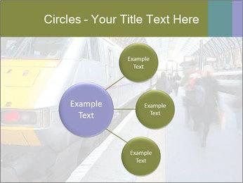 Urban Railway Station PowerPoint Templates - Slide 79
