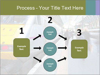 Urban Railway Station PowerPoint Template - Slide 92