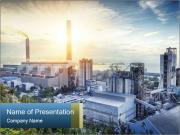 Industrial City PowerPoint Templates