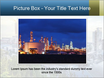 Industrial City PowerPoint Templates - Slide 16