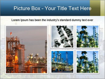 Industrial City PowerPoint Templates - Slide 19