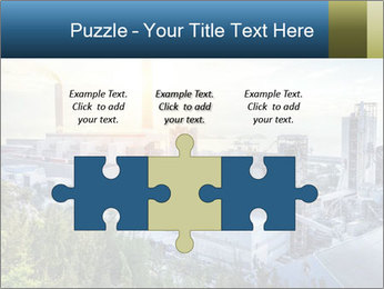 Industrial City PowerPoint Templates - Slide 42