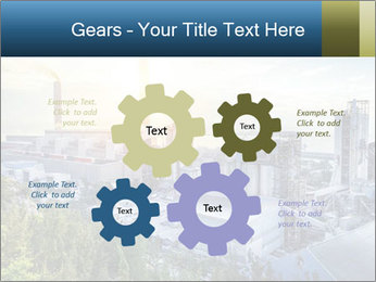 Industrial City PowerPoint Templates - Slide 47