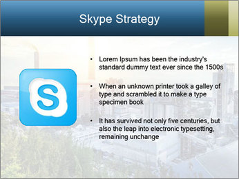 Industrial City PowerPoint Templates - Slide 8