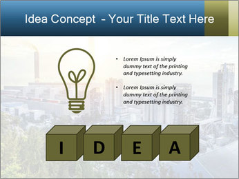 Industrial City PowerPoint Templates - Slide 80