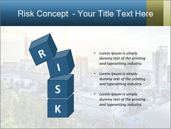 Industrial City PowerPoint Templates - Slide 81