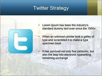 Industrial City PowerPoint Templates - Slide 9