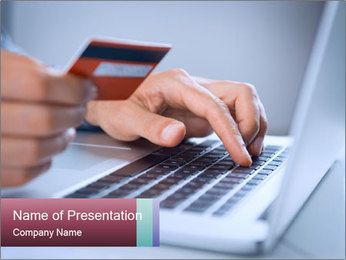Add To Cart PowerPoint Template - Slide 1