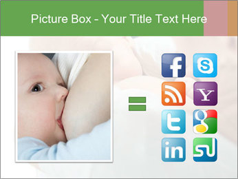 Sweet Breastfeeding Moment PowerPoint Template - Slide 21