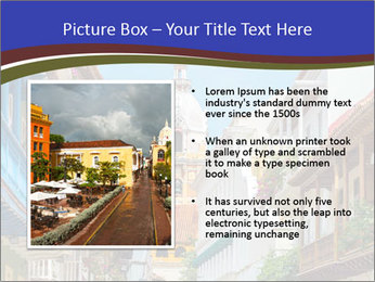 Spanish Architecture PowerPoint Template - Slide 13