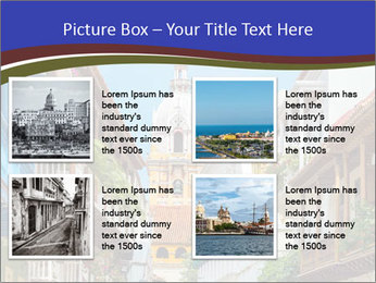 Spanish Architecture PowerPoint Templates - Slide 14