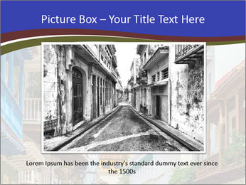 Spanish Architecture PowerPoint Template - Slide 15