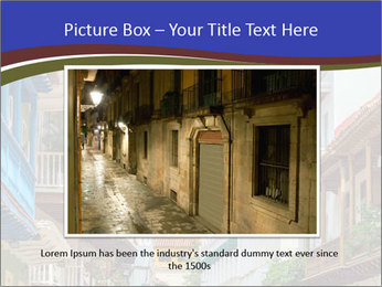 Spanish Architecture PowerPoint Template - Slide 16