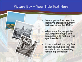 Spanish Architecture PowerPoint Template - Slide 17