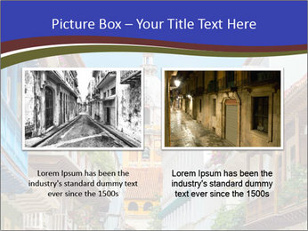 Spanish Architecture PowerPoint Template - Slide 18