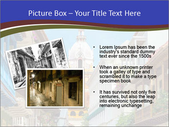 Spanish Architecture PowerPoint Template - Slide 20