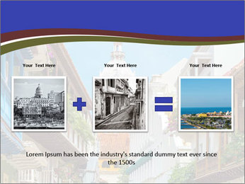 Spanish Architecture PowerPoint Template - Slide 22