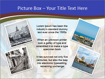 Spanish Architecture PowerPoint Template - Slide 24