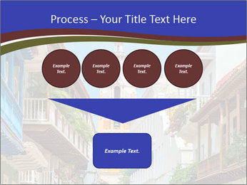 Spanish Architecture PowerPoint Template - Slide 93
