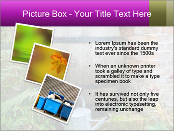 Barrel In Backyard PowerPoint Templates - Slide 17