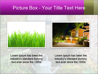 Barrel In Backyard PowerPoint Templates - Slide 18