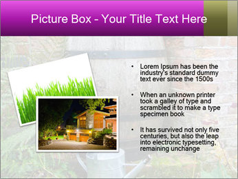 Barrel In Backyard PowerPoint Templates - Slide 20