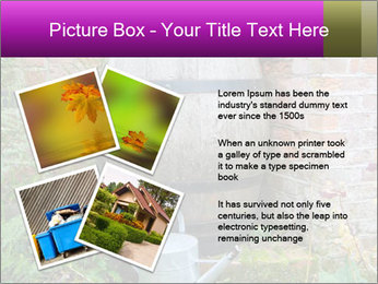 Barrel In Backyard PowerPoint Templates - Slide 23