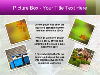 Barrel In Backyard PowerPoint Templates - Slide 24