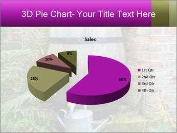 Barrel In Backyard PowerPoint Templates - Slide 35