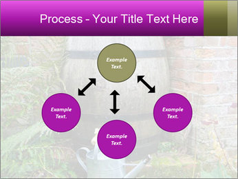 Barrel In Backyard PowerPoint Templates - Slide 91